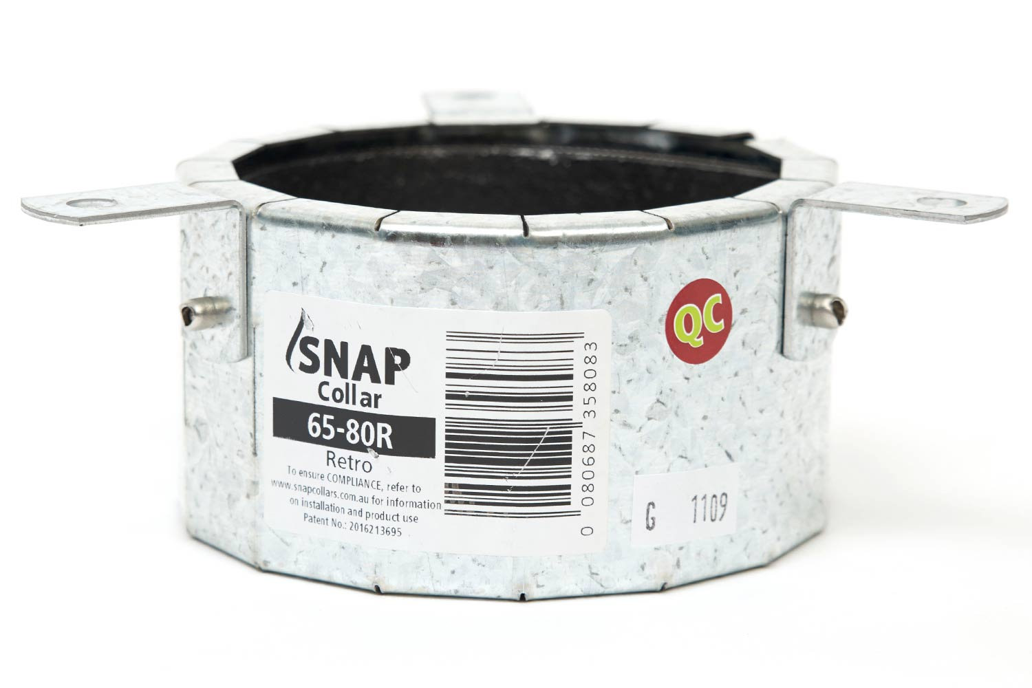 Snap Fire Collars 6580R