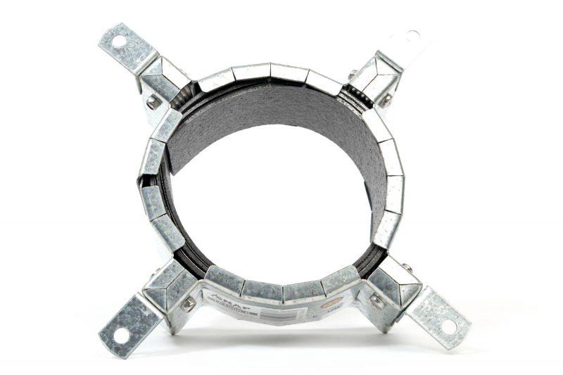 Retrofit Fire Collars Passive Fire protection