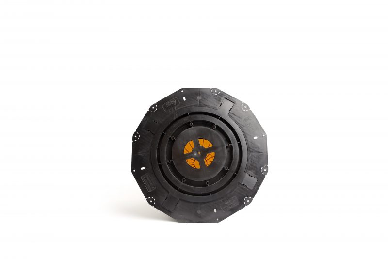 Cast-in Fire Collars Passive Fire protection
