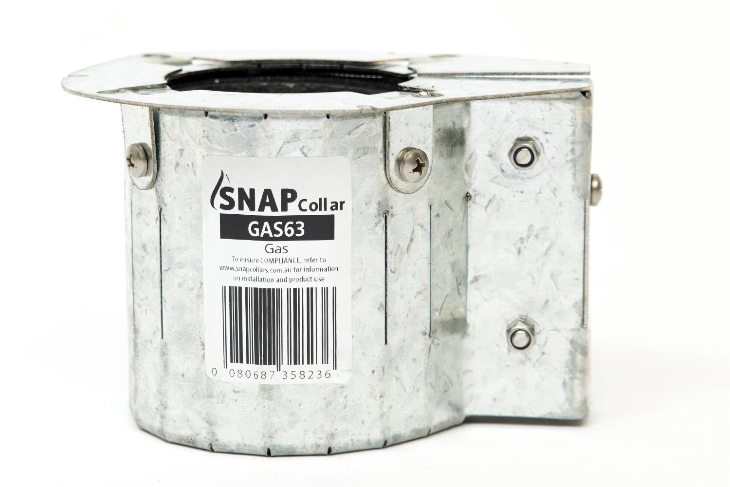 Snap Fire Collars Gas63