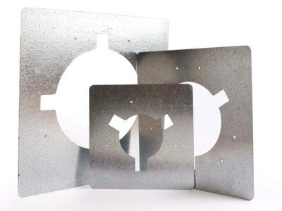 Metal Deck Plates Fire Collars Accessories