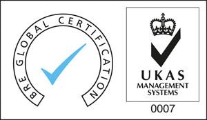 ISO: 9001 factory accreditation